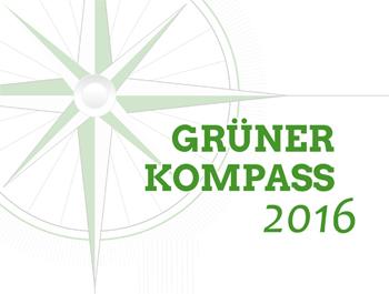 Stadtbauernhof erhält Grünen Kompass 2016